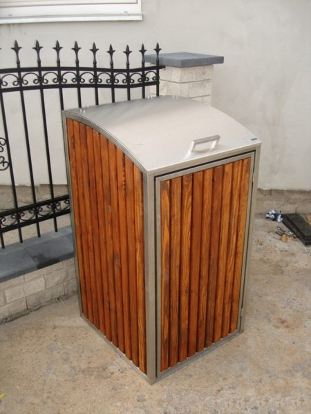 m lltonnenbox alice metallbau penkalla. Black Bedroom Furniture Sets. Home Design Ideas