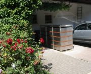 Mülltonnenbox Gracja - Metallbau Penkalla