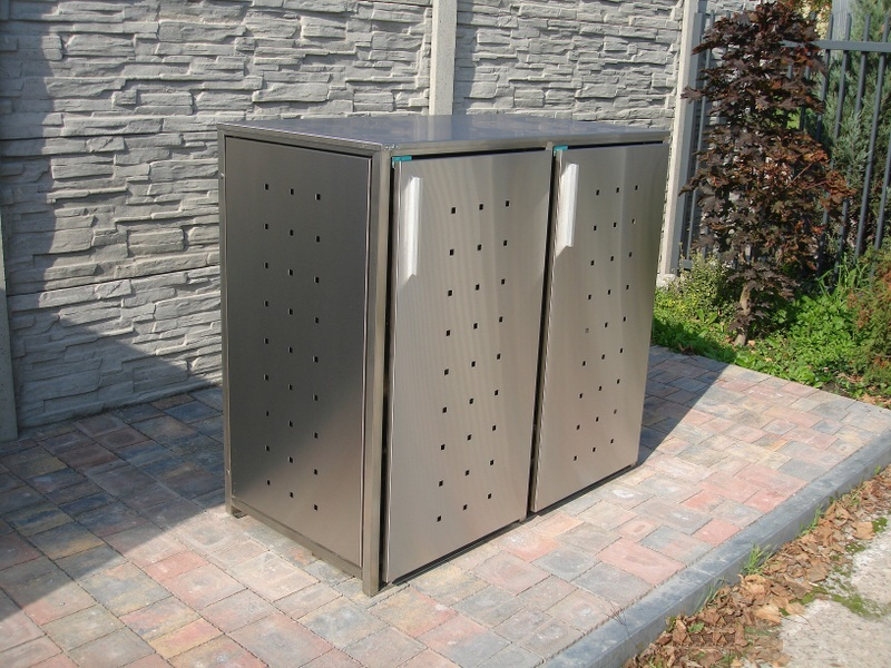 Mülltonnenbox Elisabet