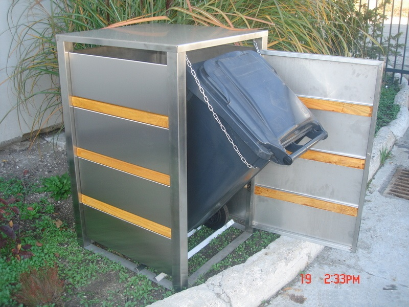 Mülltonnenbox Gracja