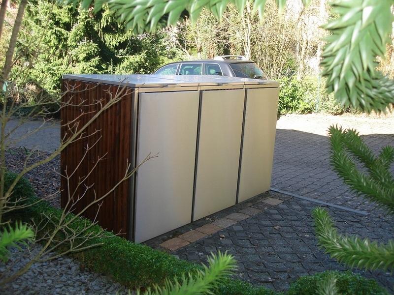 Mülltonnenbox Celine